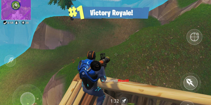 Game Esport Android - Fortnite
