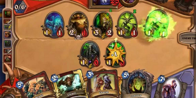 Game Esport Android - Hearthstone