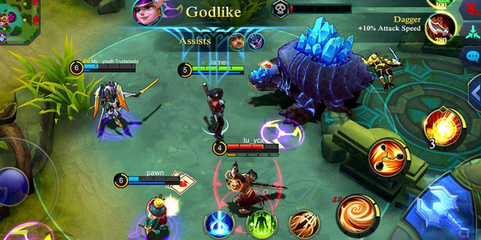 Game Esport Android - Mobile Legends Bang-Bang