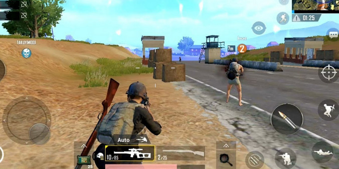 Game Esport Android - PUBG Mobile